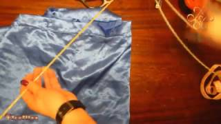 Мастер класс изготовление флагов крыльев для танца