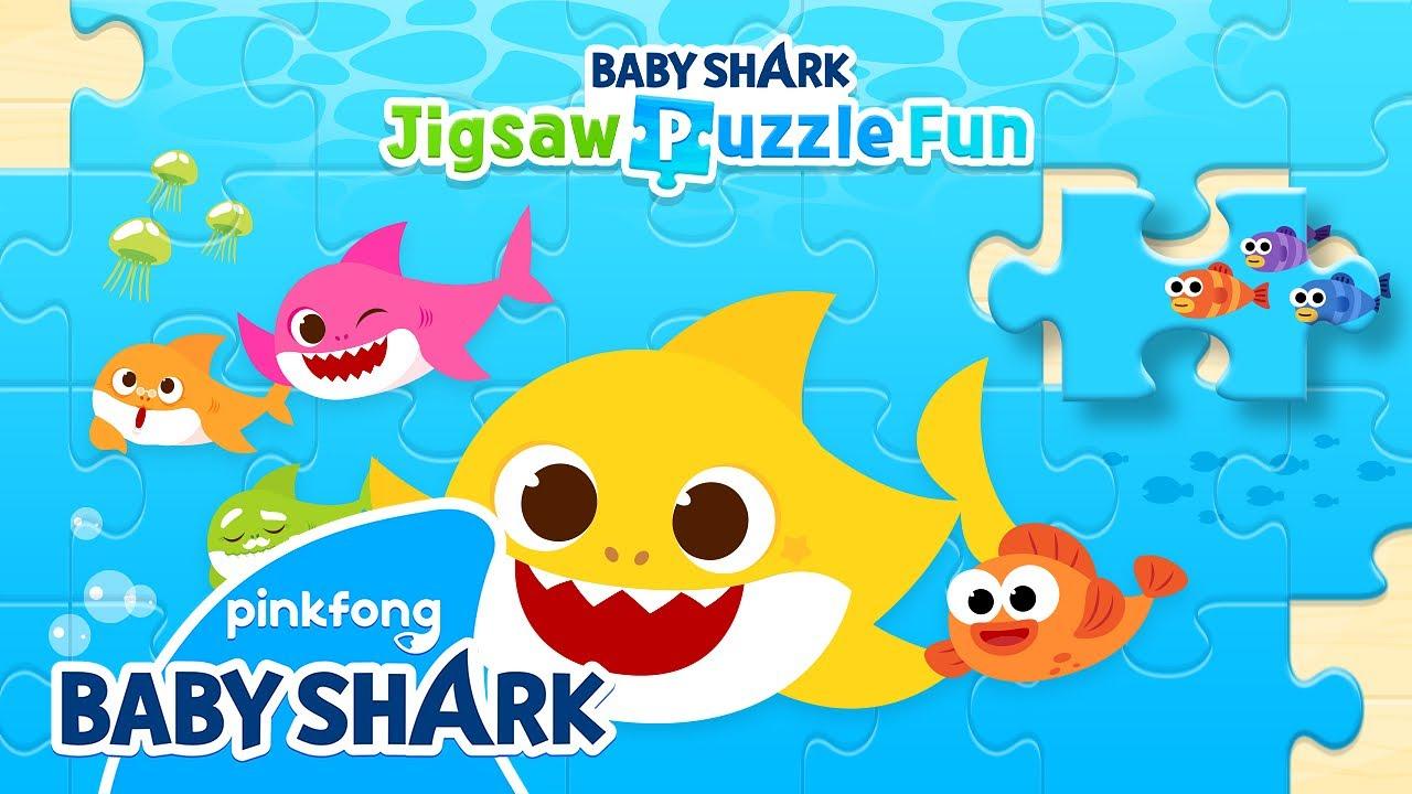 [App Trailer] Baby Shark Jigsaw Puzzle Fun