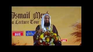 Harms of Excess Baggage - Mufti Menk