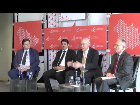 Christian Koch - Saudi Arabia Transforming Session 3 – Economic Transformatio -