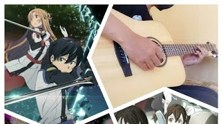 SAO Ordinal Scale - Catch the Moment (Cover) Resimi