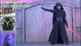 ºoº 香港ディズニーランド ジェダイ・トレーニング:トライアル・オブ・ザ・テンプル HKDL Jedi Training: Trials of the Temple