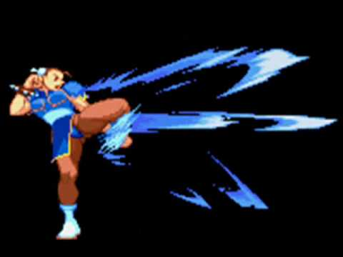 Resultado de imagen para chun li super move