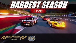 Gran Turismo Sport The Hardest Season Ever Starts - FIA Nations Pre Season