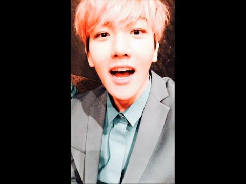 [everyshot] EXO 백현 - 으아!!!!!!!!!! #EXO _everyshot ver