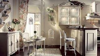 Кухня в стиле прованс - настоящий домашний рай. Выбираем мебель и аксессуары