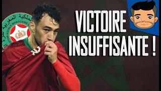 Peut-on être satisfait de la victoire du Maroc ? (Maroc vs Burundi: 1-0 Qualif CAN 2021)