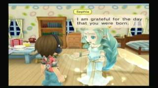 Harvest Moon Animal Parade: Celebrating Birthday with Harvest Goddess