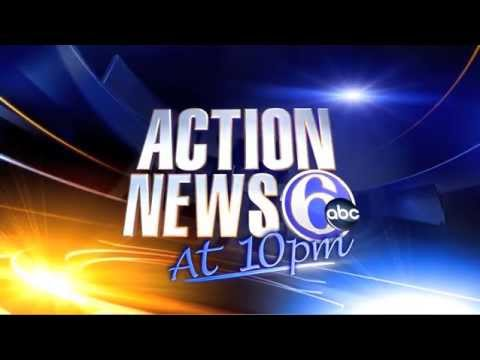 Action News Open PHL 17 10pm