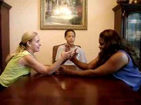 Black Girls Wrestling White Girls