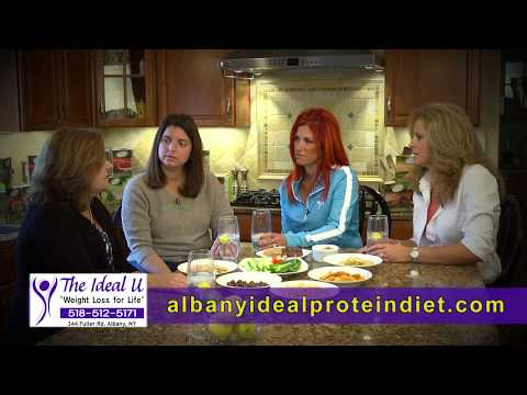 The Ideal U- Tasty Food & Losing Inches