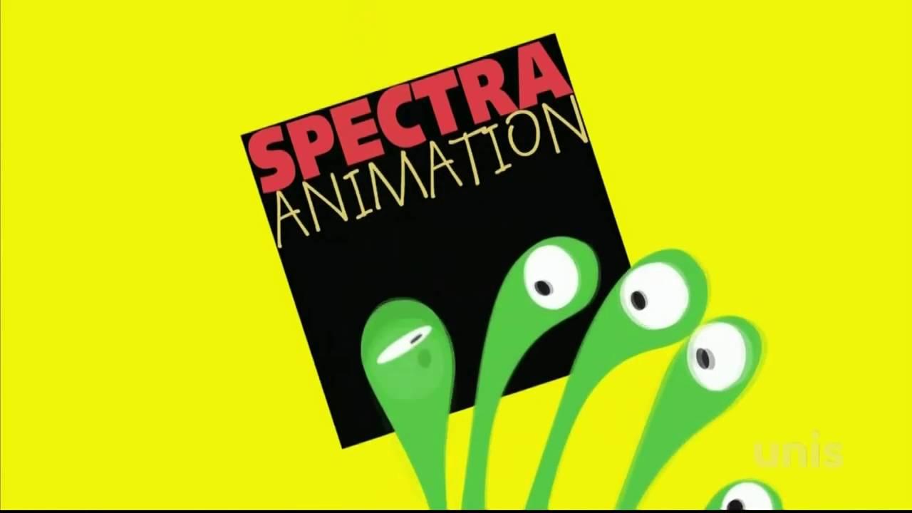 Spectra Animation Logo (2000- ) - YouTube
