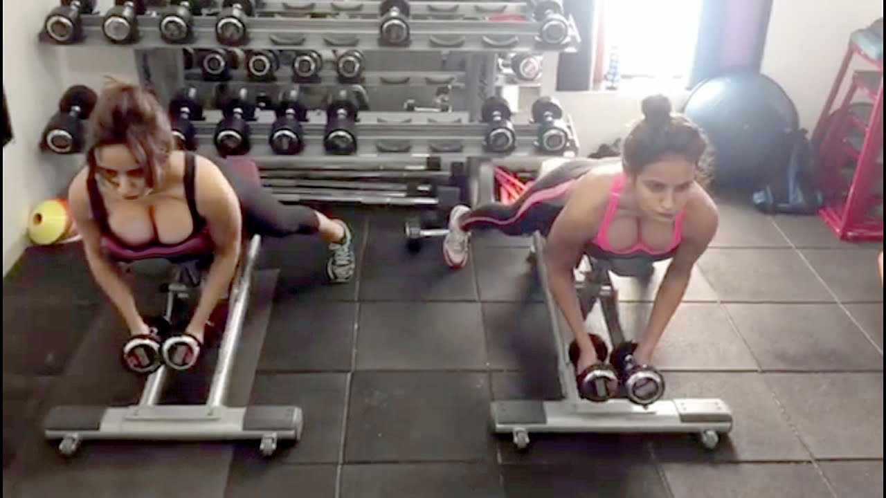 Video sexy gym-7858