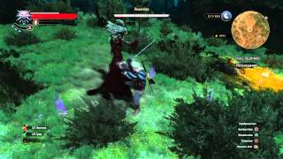 Ведьмак 3 Дикая Охота - Заказ  Лешачиха полуночница