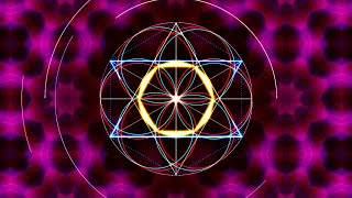 999 hz | Angel Frequency | Light Body Activation | Metatron's Cube | Divine Protection