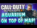 Black Ops 3 Glitches - Aquarium On Top of The Map Glitch! (COD BO3 Glitches)