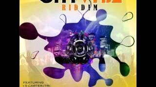 CITY VYBZ RIDDIM 2016 Dancehall Soca Mix. (Jumo-Pon Me.Bubbles-Jiggle It.S Carter-Gal Ride.)