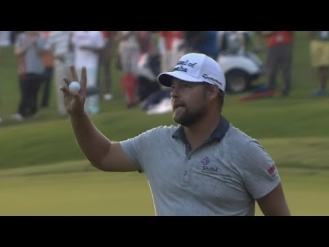 Ryan Moore saves par at 18 in CIMB Classic: Shot of the Day