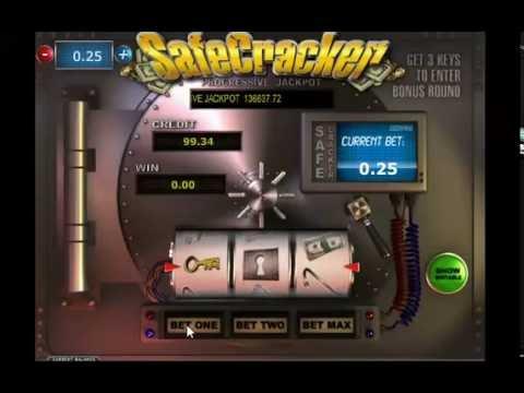 Игровой автомат Safe Cracker от Playtech