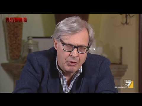 Vittorio Sgarbi: 'L'Abruzzo e le Marche hanno un calore di grande umanità e sentimenti'