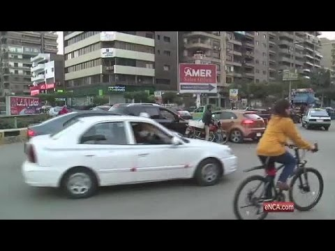 Cycling to emancipate Egypt's women