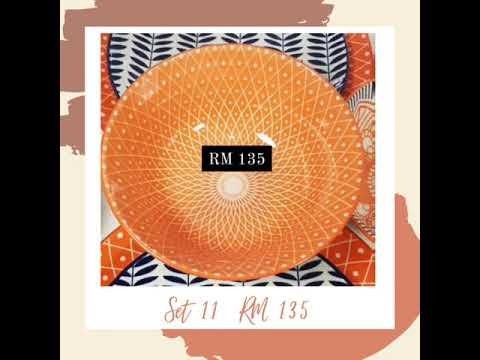 Prettyplates By Anna Set 11