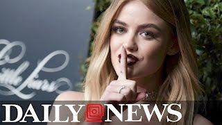 vuclip Nude Photos of 'Pretty Little Liars' Star Leaked Online