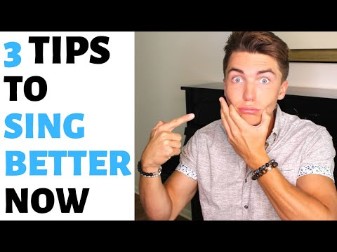 3 Tips To Sing Better INSTANTLY (For Guys & Girls) – (Singing Lessons w/ Justin)