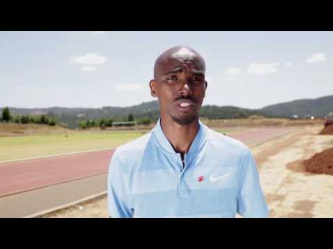 Sir Mo Farah backs charity appeal to help East Africa drought victims.