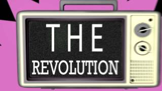 The Revolution Will Not Be Televised - Kinetic Typography Animation