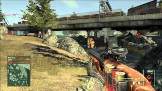 Homefront Multiplayer - 870 Express Shotgun
