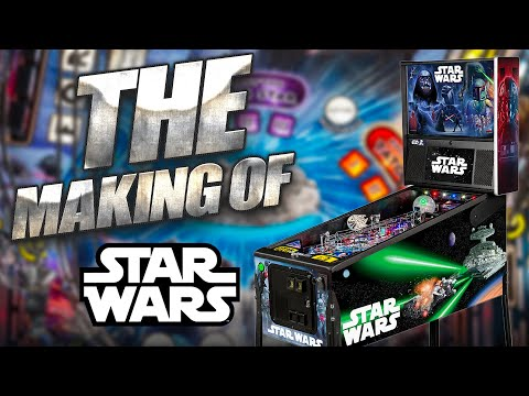 Stern Pinball: Making of Star Wars