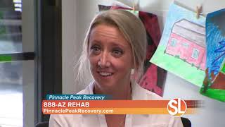 Pinnacle Peak Recovery offers treatment for all types of addictions