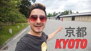 Nos movimos por KYOTO en TAXIS GRATIS! | Javo Kun