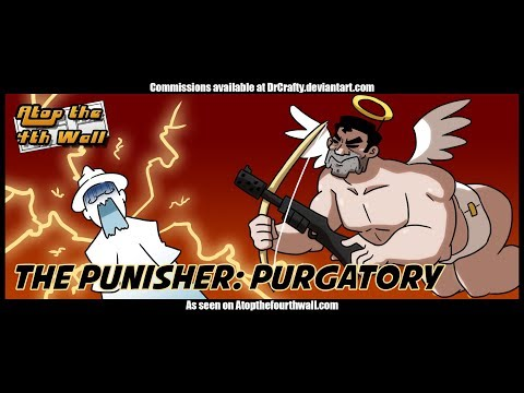 The Punisher: Purgatory - Atop the Fourth Wall