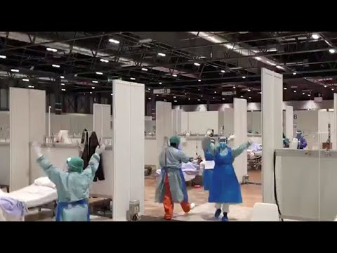 فيروس كورونا: إسبانيا تسجل تراجعا في عدد الوفيات لليوم الثاني على التوالي  - نشر قبل 2 ساعة