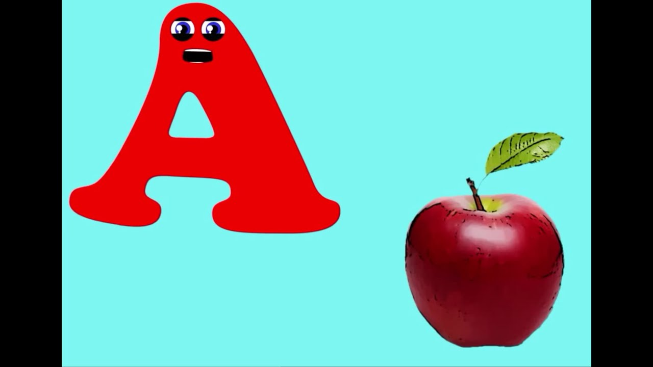 ABC Song for Kids/Alphabet Song/ABC Song Nursery Rhymes/Fruit Phonics Song