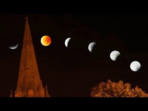 El gran ese de Luna de agosto será visible desde gran parte de España