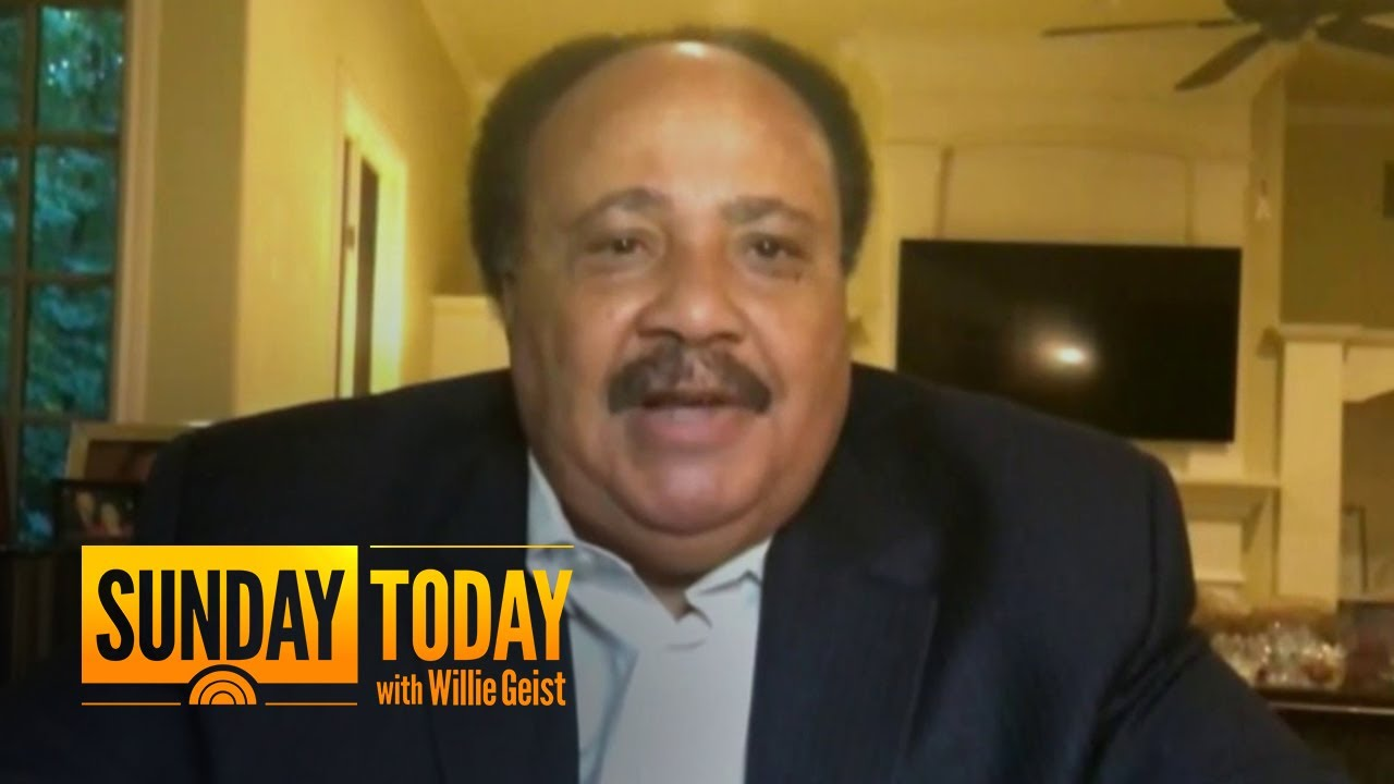 Martin Luther King III on nationwide protests, anguish in America