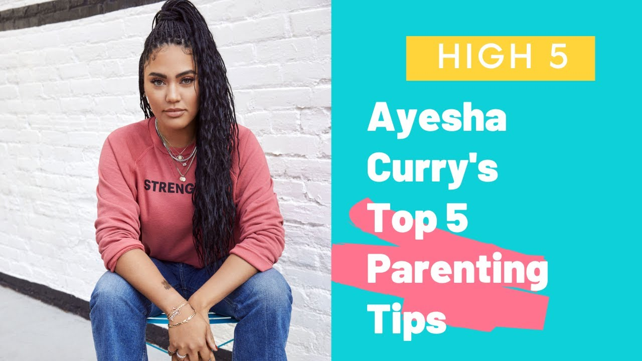 Ayesha Curry Handles it All | Raising Little Geniuses