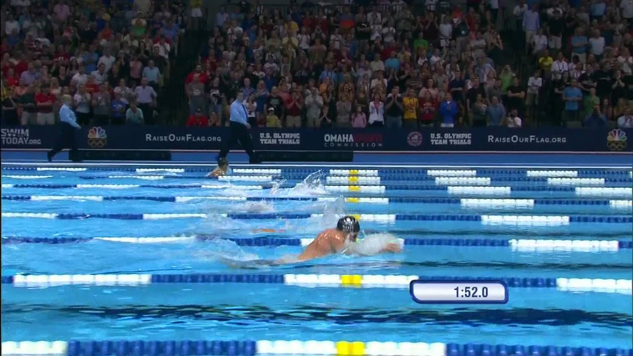 2012 usa swimming olympic trials mens 200m breast stroke youtube