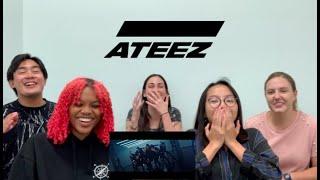 Gambar cover ATEEZ (에이티즈) - WONDERLAND MV Reaction