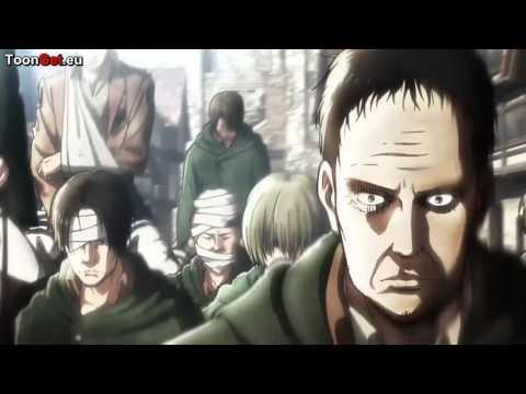 Attack On Titan Episode 1 English Dub Part 1