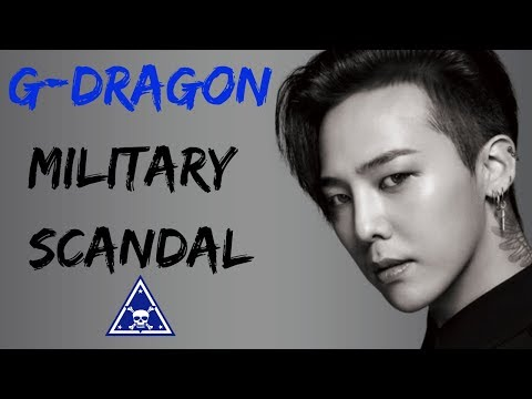 Full Summary of G-Dragon's Military Scandal (2019)