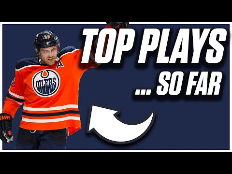 Top Leon Draisaitl Plays From The 2019-20...So Far
