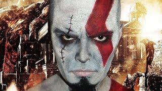kratos god of war makeup tutorial