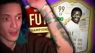 PROVIAMO PELÈ 99 ALLA WL! [HIGHLIGHTS WEEKEND LEAGUE PARTE 1]