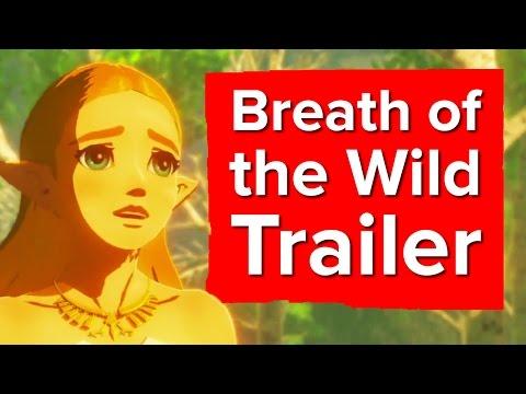 Zelda: Breath of the Wild Story Trailer - Nintendo Switch