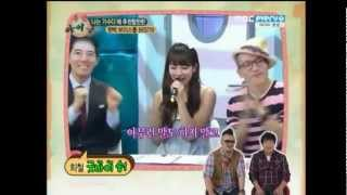 111029 - Suzy (Miss A) - #10. Perfect Vocal Idol @ MBC Weekly Idol