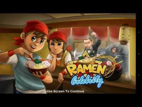 เกมทําราเม็ง 9GAG Ramen Celebrity